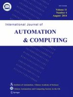 International Journal of Automation and Computing 4/2014