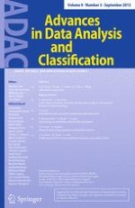 Advances in Data Analysis and Classification 3/2015