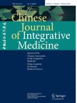 Chinese Journal of Integrative Medicine 1/2009