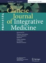 Chinese Journal of Integrative Medicine 3/2009