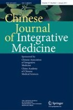 Chinese Journal of Integrative Medicine 1/2011