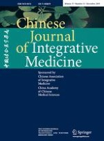 Chinese Journal of Integrative Medicine 12/2011