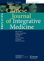 Chinese Journal of Integrative Medicine 4/2011