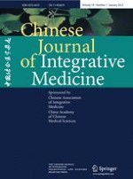 Chinese Journal of Integrative Medicine 1/2012