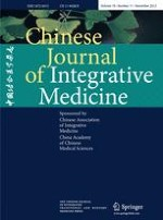 Chinese Journal of Integrative Medicine 11/2012