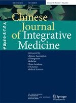Chinese Journal of Integrative Medicine 5/2012