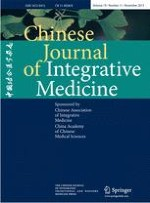 Chinese Journal of Integrative Medicine 11/2013