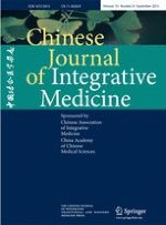Chinese Journal of Integrative Medicine 9/2013