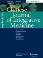 Chinese Journal of Integrative Medicine 3/2014