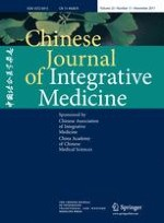 Chinese Journal of Integrative Medicine 11/2017