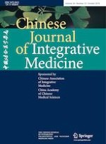 Chinese Journal of Integrative Medicine 10/2018