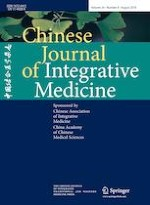 Chinese Journal of Integrative Medicine 8/2018