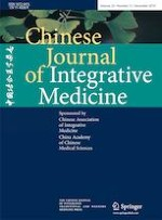 Chinese Journal of Integrative Medicine 12/2019