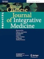 Chinese Journal of Integrative Medicine 5/2019
