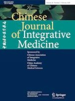 Chinese Journal of Integrative Medicine 2/2020