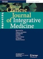 Chinese Journal of Integrative Medicine 4/2020