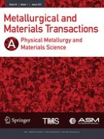 Metallurgical and Materials Transactions A 11/2000