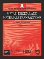 Metallurgical and Materials Transactions A 2/2007