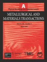 Metallurgical and Materials Transactions A 3/2007