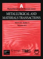 Metallurgical and Materials Transactions A 11/2011