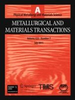 Metallurgical and Materials Transactions A 7/2011