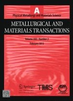 Metallurgical and Materials Transactions A 2/2013