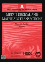 Metallurgical and Materials Transactions A 6/2013