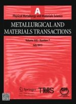 Metallurgical and Materials Transactions A 7/2013