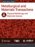 Metallurgical and Materials Transactions A 10/2018