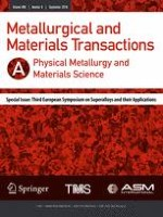 Metallurgical and Materials Transactions A 9/2018
