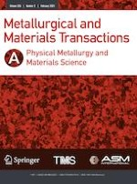 Metallurgical and Materials Transactions A 2/2021