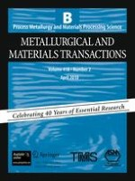 Metallurgical and Materials Transactions B 2/2010