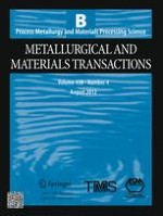 Metallurgical and Materials Transactions B 4/2012