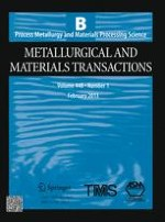 Metallurgical and Materials Transactions B 1/2013