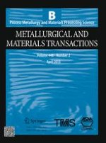 Metallurgical and Materials Transactions B 2/2013