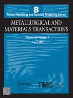 Metallurgical and Materials Transactions B 4/2014