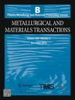 Metallurgical and Materials Transactions B 6/2014