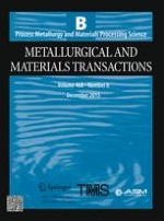 Metallurgical and Materials Transactions B 6/2015