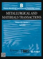 Metallurgical and Materials Transactions B 2/2016