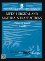 Metallurgical and Materials Transactions B 4/2016