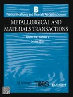 Metallurgical and Materials Transactions B 5/2016