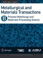 Metallurgical and Materials Transactions B 1/2017