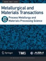 Metallurgical and Materials Transactions B 2/2017