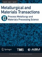 Metallurgical and Materials Transactions B 4/2017