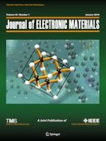Journal of Electronic Materials 1/2019