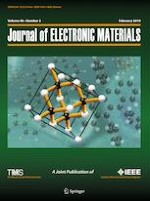 Journal of Electronic Materials 2/2019