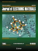 Journal of Electronic Materials 4/2019