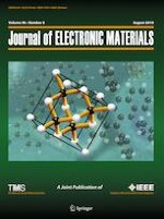 Journal of Electronic Materials 8/2019