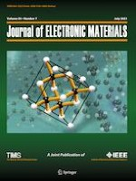 Journal of Electronic Materials 7/2021