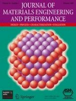 Journal of Materials Engineering and Performance 1/2007